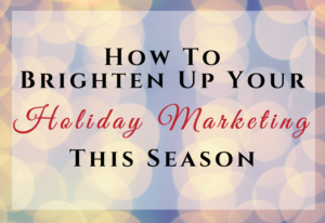 How to Brighten Up Your Holiday Marketing This Season @ Constant Contact HQ | Waltham | Massachusetts | United States